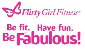 flirty girl logo