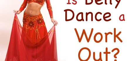 Is Belly Dance A Workout???