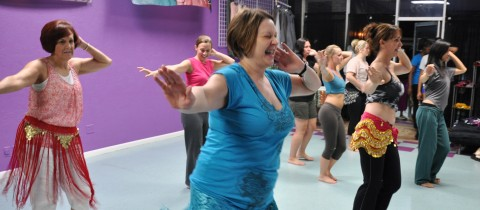 Always Wanted To Try Belly Dance? Introducing Beaumont's Belly Dance Studio
