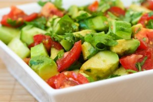 AvocadoandCucumberSalad
