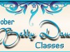 New October Classes at The Belly Dance Studio!