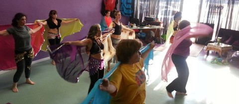 BellyDance Fun & Fitness at The Belly Dance Studio