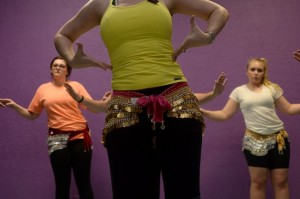 For women of ALL ages... Belly Dance is a great, low-impact aerobic activity that is east on the joints! Come try our Belly Dance for Fun & Fitness classes!