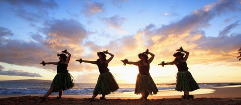 Hula Dancing for Fun & Fitness NOW Exclusively at The Belly Dance Studio